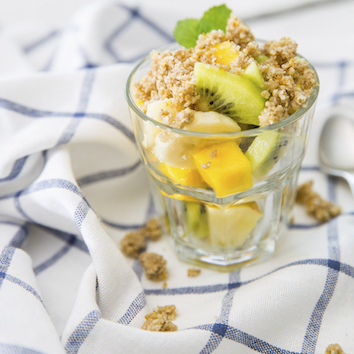 fruits et granola copie
